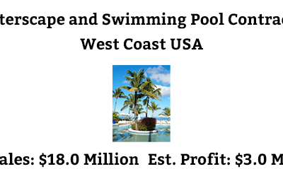 Contractor – Pools | S-1845 RCL