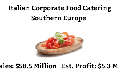 Food Services | S-2901-6 MLJ